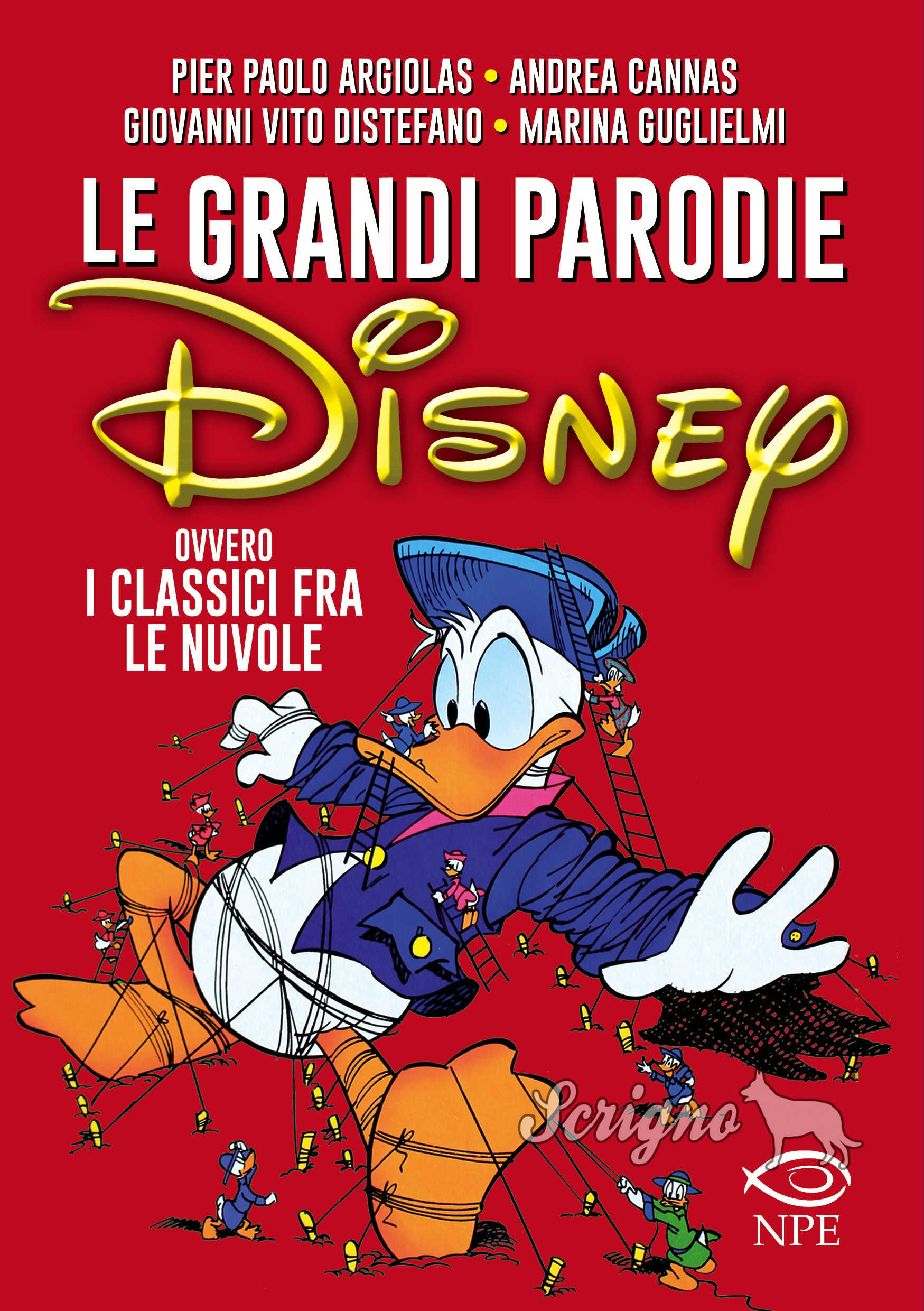 Le Grandi Parodie Disney FRONT-COVER