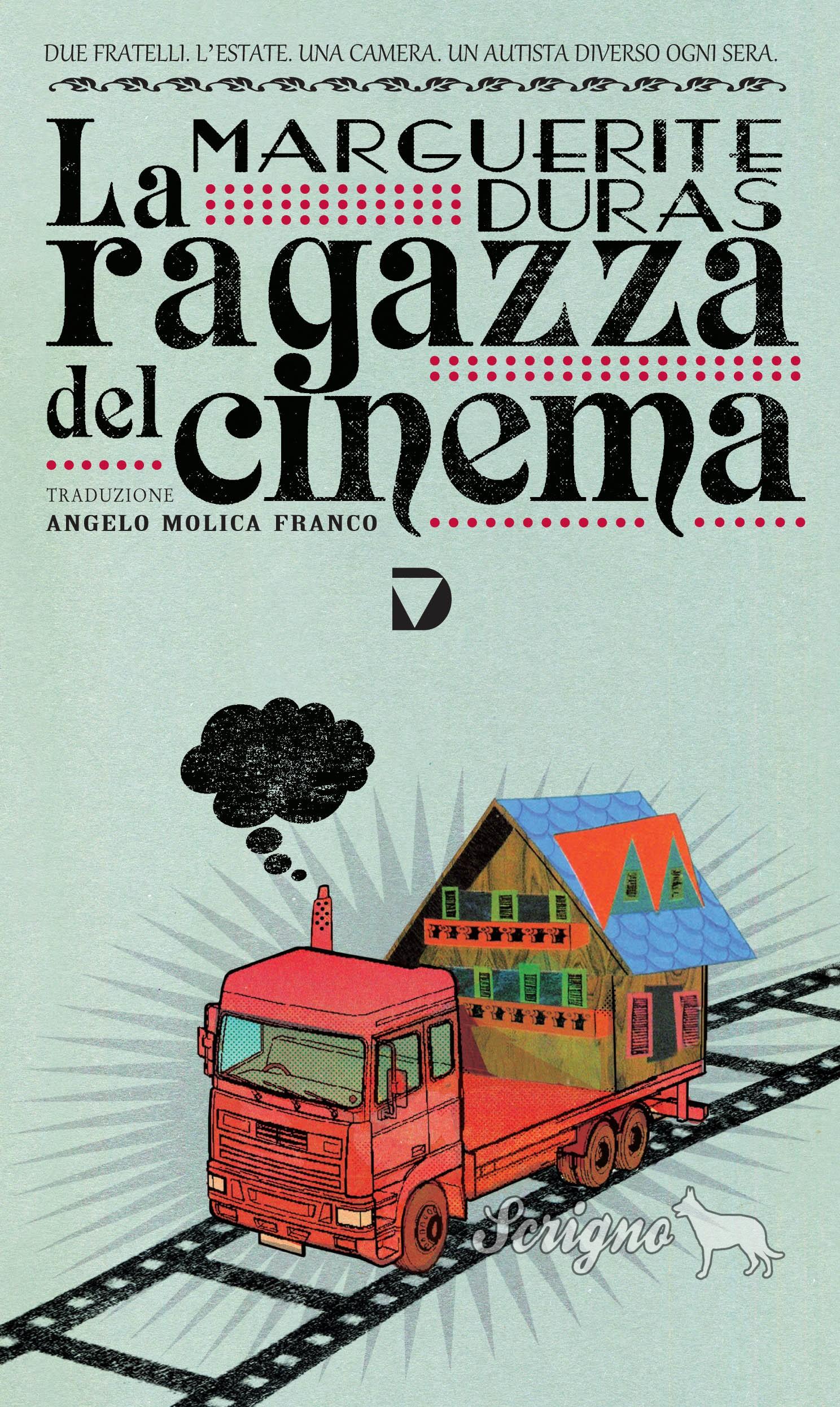 Marguerite Duras, La ragazza del cinema