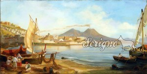 GR3-Napoli vista da Chiaia
