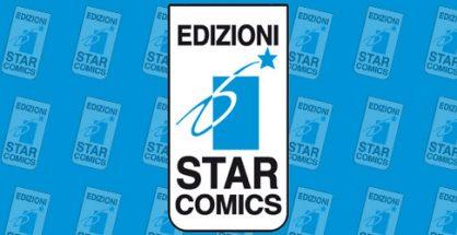 Starcomics scopre le carte, tutte le pubblicazioni in uscita tra Gennaio a Maggio!