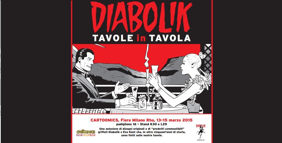 diabolik a tavola