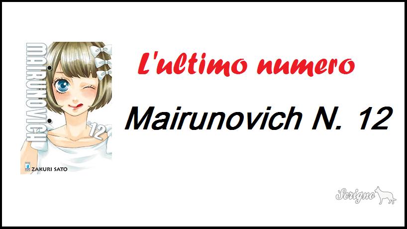 Mairunovich N. 12