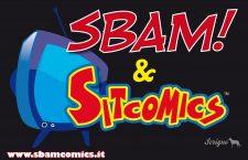 I fumetti Sitcomics sbarcano in Italia con Sbam!